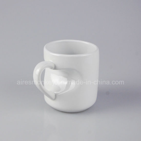 Various Sizes Glazing Ceramic Tea Mug for Custom Logo Printing pictures & photos
