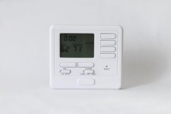 Gas Boiler Digital Room Thermostat for 24V Heat Pump Thermostat