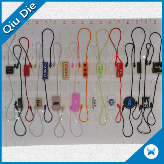 Customized Plastic&Silicon&PVC Zipper Pullers for Garments & Home Textile