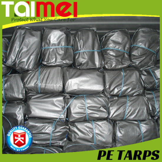 Heavy Duty PE Tarpaulin for Middle East pictures & photos
