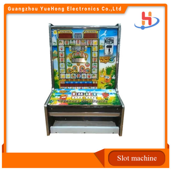 Coin Operated Bill Acceptor 2 Jackpot Wow Game Luckyland Slot Game Machines for Sale