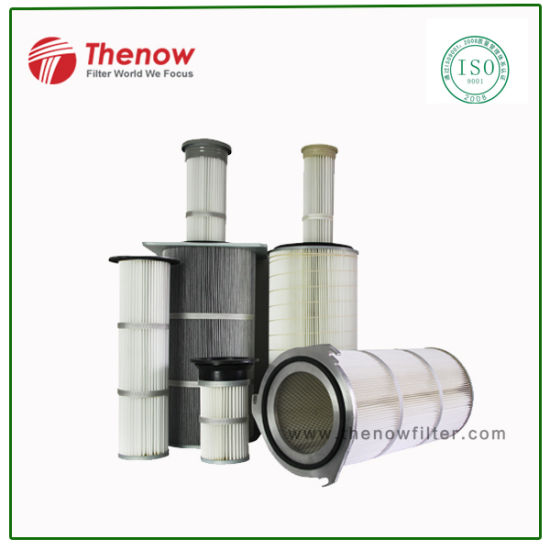 Cartridge Filter for Various Dust Collectors pictures & photos