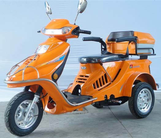 49 50cc Disabled Engine Tricycle for Handicapped