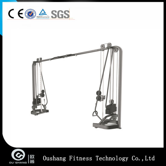Indoor Gym Strength Equipment Cable Crossover Machine