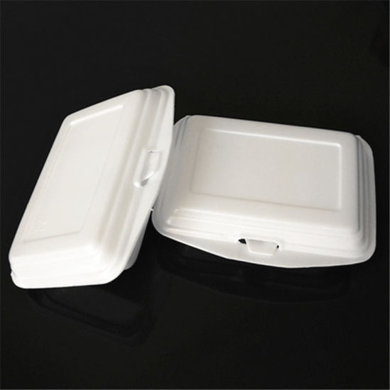 Foamed Plastic Food Packing Box Making Machine pictures & photos