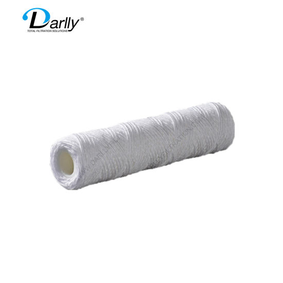 Drinking Water Filtration 40 Inch 5 Micron Hot Sale PP Yarn Filter Cartridge