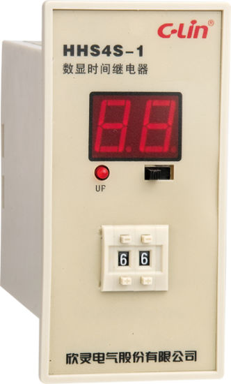 HHS4S-1 (JSS24B-/M) Electrical Time Relay