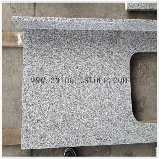 Chinese White Granite Kitchen Countertop for Home and Hotel Project pictures & photos