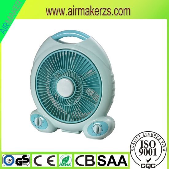 12 Inch Box Fan Wholesale Price with 5PP Blade Ce/SAA