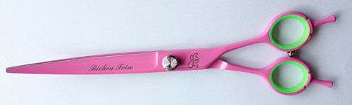 Color Pet Scissors, Hairdressing Scissors, Curve Scissors
