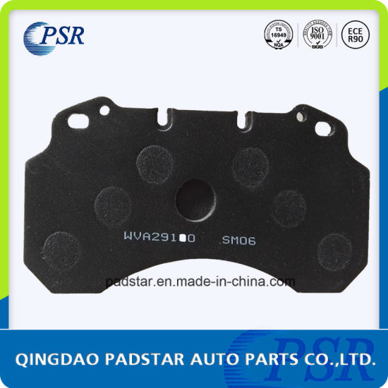 China Manufacturer Wholesales High Quality ECE R90 Brake Pad for Mercedes-Benz pictures & photos