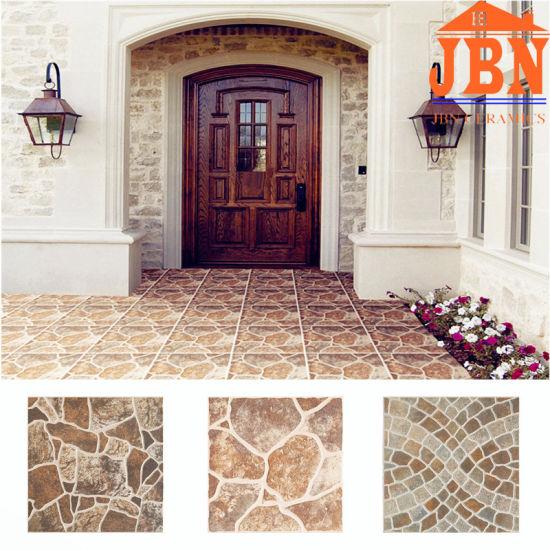 China Foshan Manufacturer 40x40 Non Slip Bathroom Ceramic Floor Tile