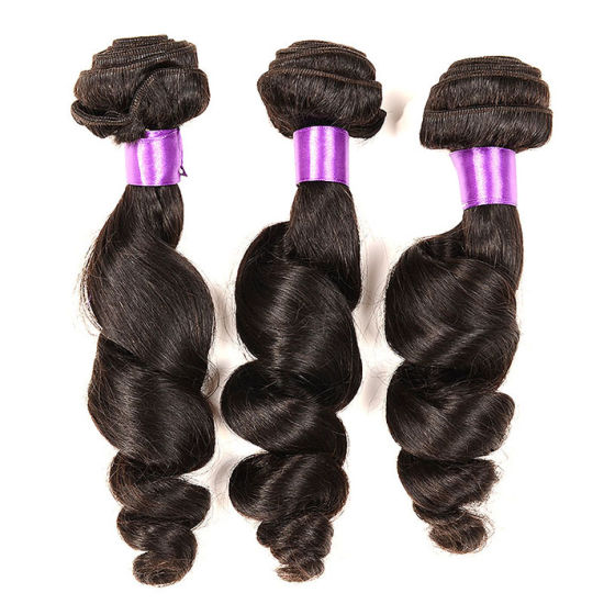 Brazilian Virgin Hair 3 Bundles Hair Products 8A Grade Virgin Unprocessed Human Hair Extension Brazilian Hair Weave Bundle pictures & photos