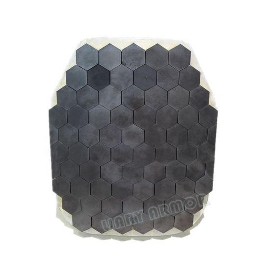 Nij Level 3 III Silicon Carbide Ceramic Ballistic Armor Plate