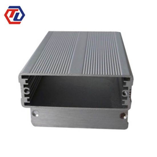 IP67 Waterproof Profile Aluminum Heatsink Electronics Enclosures for Sale