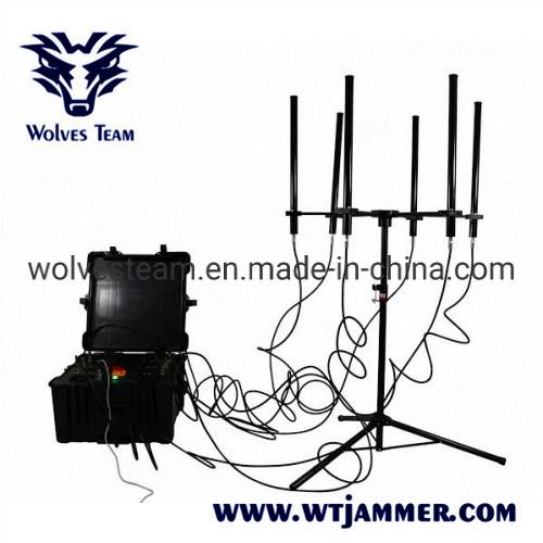 Phone jammer - China High Power Hand-Held Cell Phone Jammer - China Cellular Signal Jammer, Cellular Handheld Jammer