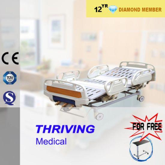 3 Crank Manual Hospital Bed (THR-BLC3611L)