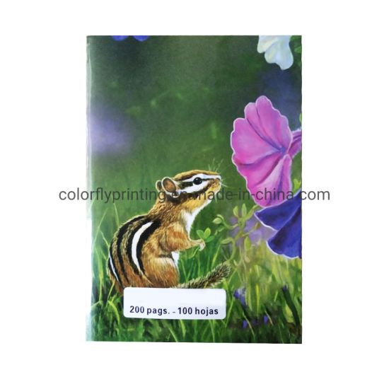 Hot Selling A5 Exercise Notebook Copybook for Students
