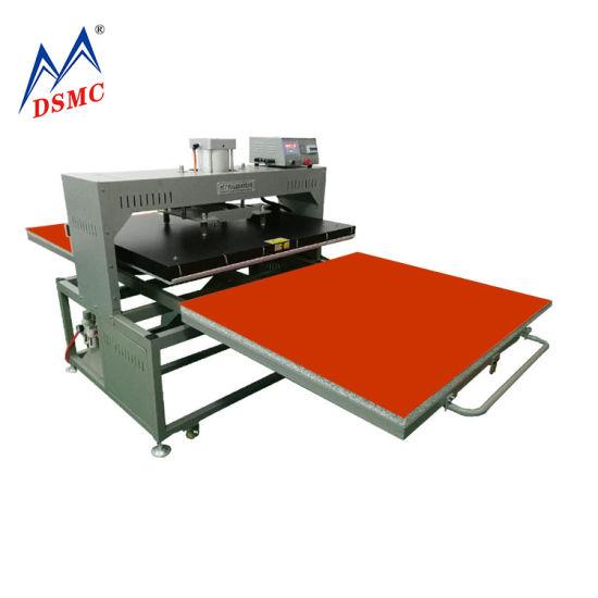 Large Format Pneumatic T-Shirt Heat Transfer Dye Sublimation Heat Press Machine