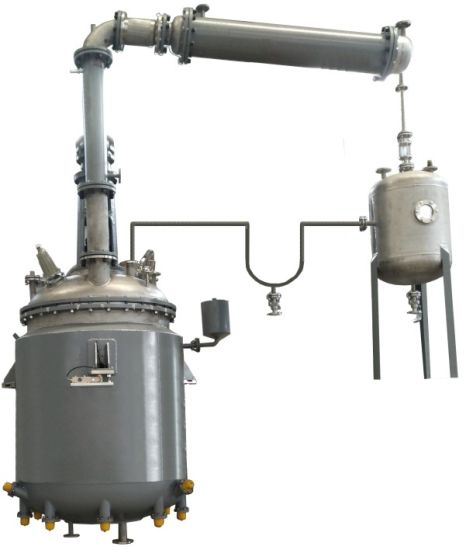 Jinzong Machinery 200L Polyester Resin Pilot Reactor