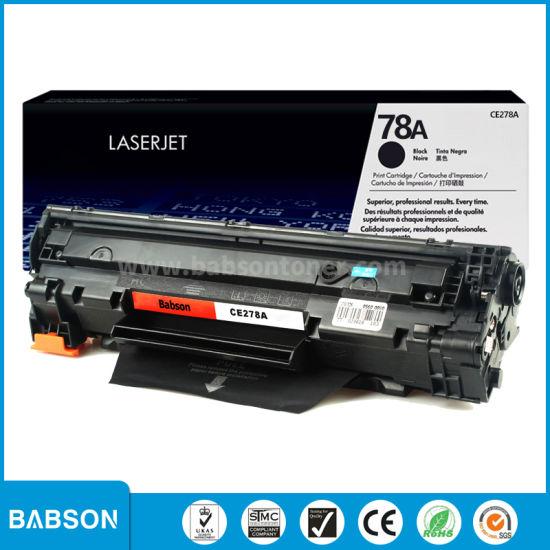 No Waste Powder Compatible Toner Cartridge Ce278A for HP Laserjet/1566/P1606dn/M1536