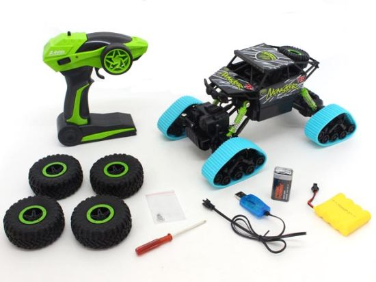 Scale 1: 18 Rock Climbing Electric Remote Control Car (10310548) pictures & photos