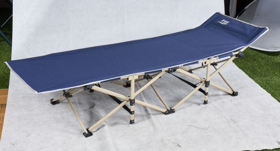Strong Capacity Steel Folding Camping Bed (EFB-07)