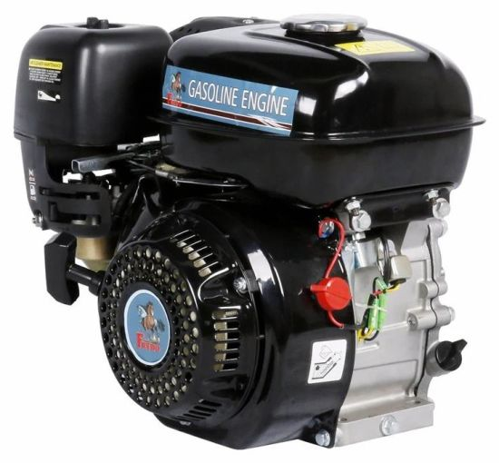 Factory Price 5.5 HP Ohv Air-Cooled Small Petrol Gasoline Engine Motor