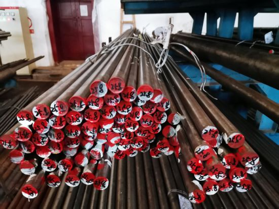H13/SKD61/1.2344 Hot Work Tool Steel Round Bar 20-500mm Stock