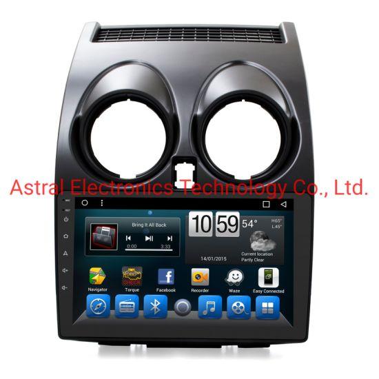 9-Inch Nissan Qashqai 2008-2014 Android Car Radio Video Multimedia Stereo System with GPS Navigation WiFi Bluetooth Carplay DSP 4G SIM