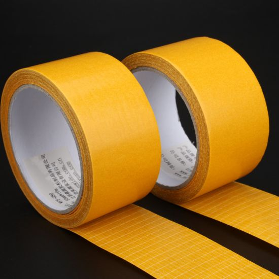 Outstanding Temperature & Aging Resistance PE and PU Cell Foams Double Sided Tape
