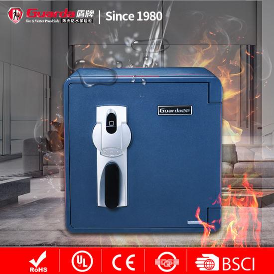 Manufacturer Biometric Fingerprint Safe Box for Home and Office (2092LBC-BD)