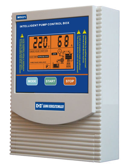 Intelligent Water Pump Controller M921 pictures & photos