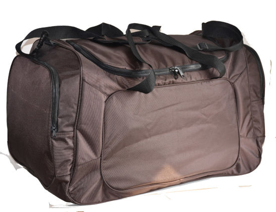 Smell Proof Odor Eliminating Travel Duffel Bag with Carbon Lining