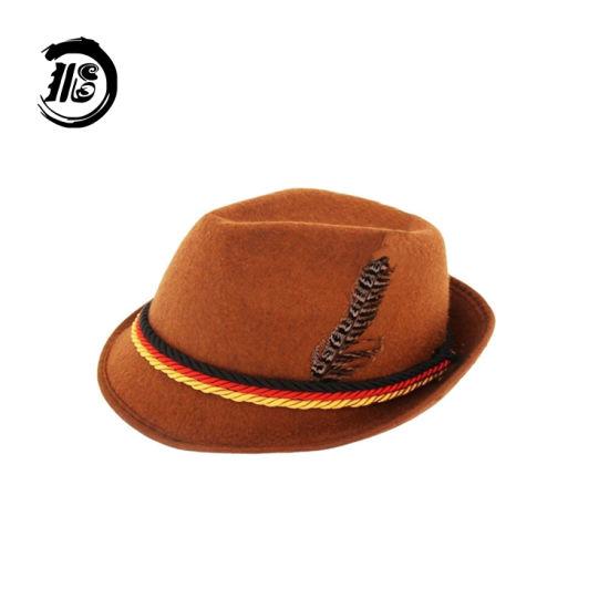 Custom Cotton Men Cap Fashion Hats Caps Bucket Hat Gentleman Hat Golf Cap