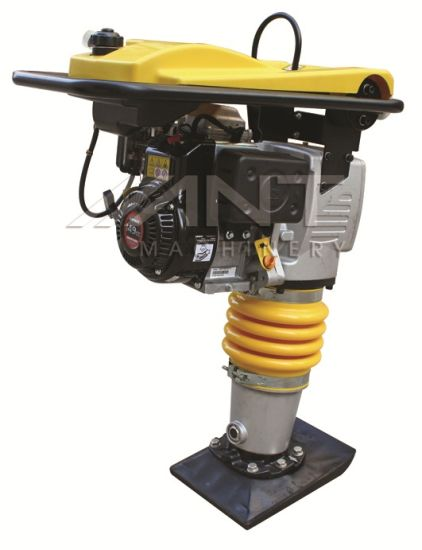 Cj100 Wall Equipment Tamping Rammer for Construction Site with Ce
