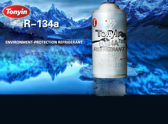 High Active Formula Refrigerant (R134A) Using for Car Air Conditioner pictures & photos
