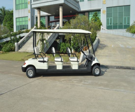 New Design 6 Seaters Golf Cart pictures & photos