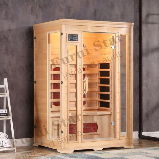 Cheaper Infrared Dry Sauna Room with Fast Delivery Time
