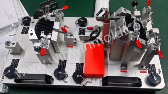 Car Checking Fixture for Car Component, Plastic Parts, Assembly