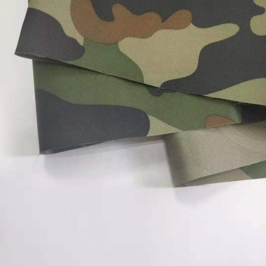 Wholesale 600d 600 Denier PVC Coated Polyester Oxford Material Fabric for Bag Backpack