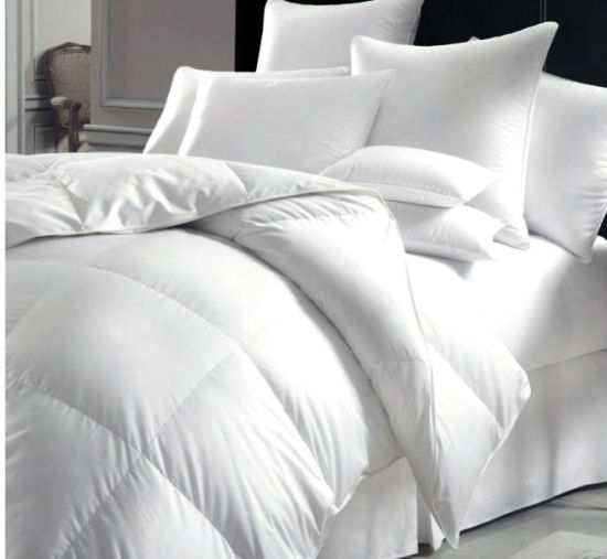 Warm Soft White High Quality Down Duvet