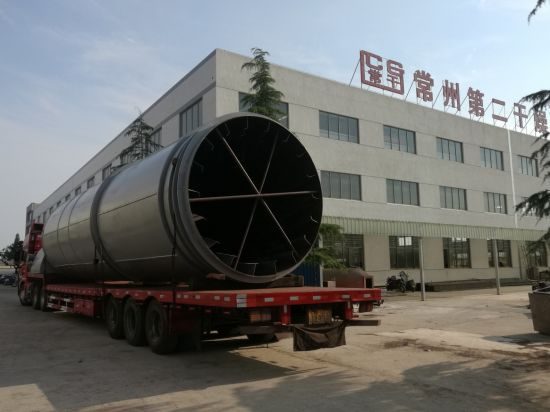 High Quality and Durable Rotary Drum Sand Dryer with Competitive Price