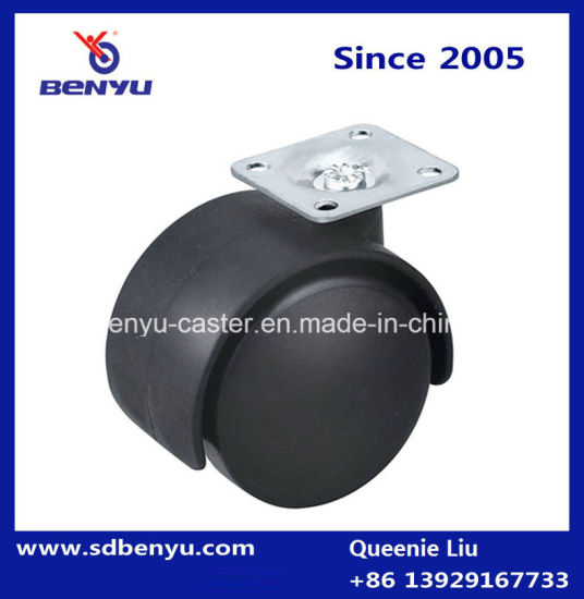 Rustic Furniture Swivel 1 Inch Wheel Caster