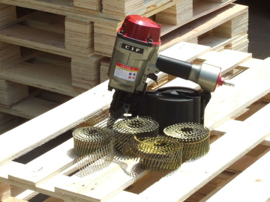 Pallet Coil Nail with Material Q235 for Nail Gun Cn80 pictures & photos
