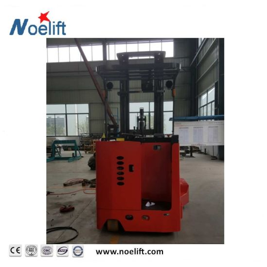 China Equipment Narrow Aisle 4 Way Electric Reach Forklift 1.5t 2.5t ...