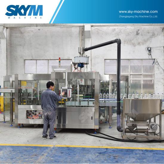 Liquid Filling Machine in Beverage Processing Machinery