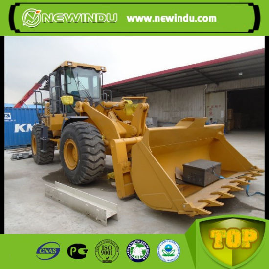 XCMG Zl50gn 5ton Wheel Loader Price pictures & photos