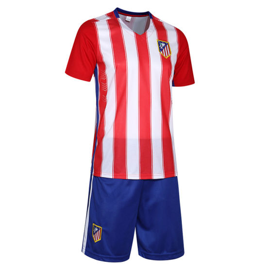 9a9e5a15e Atletico Madrid Soccer Jersey 15-16 Season Jersey Training Suit Suit  Football Clothing Can Print