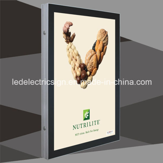 Outdoor Waterproof Backlit Film for LED Sign with LED Sign Board pictures & photos